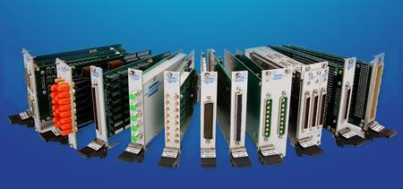 PXI solutions for their Test & Measurement applications.