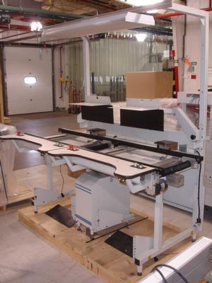 Universal Instruments Conveyor