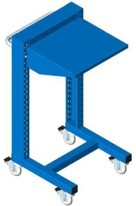 Bliss' new multipurpose cantilever cart