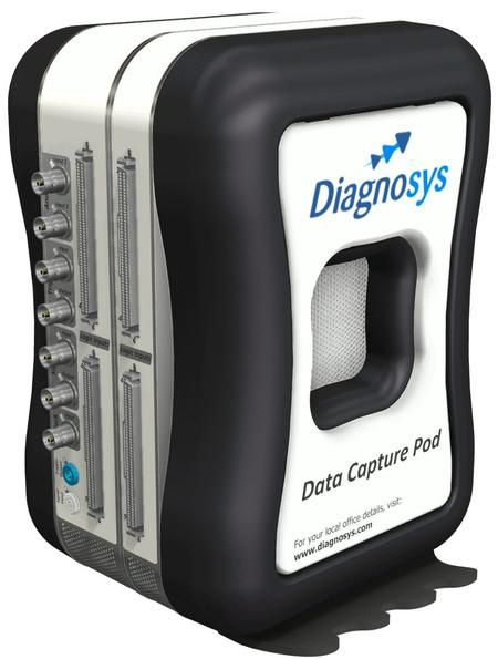 New  Data Capture Pod from Diagnosys