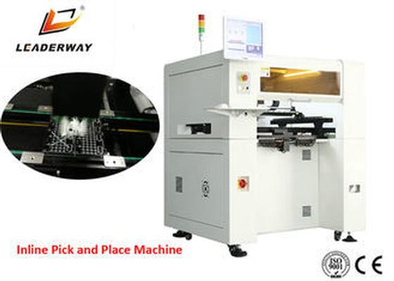 4 Mounting Heads SMT Automatic Pick And Place Machine
