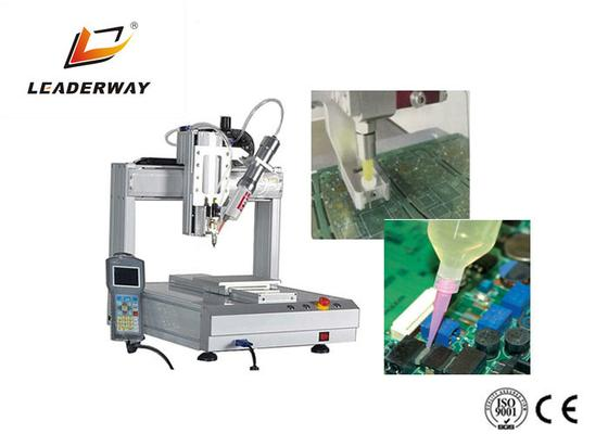 Automatic PCB Glue Dispenser Machine With Optional Power Supply