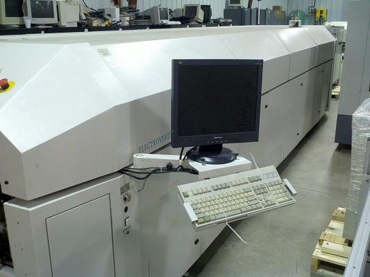 Electrovert OmniExcel 10 Reflow Oven