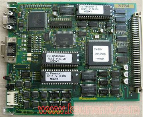 Panasonic KME SP28 card