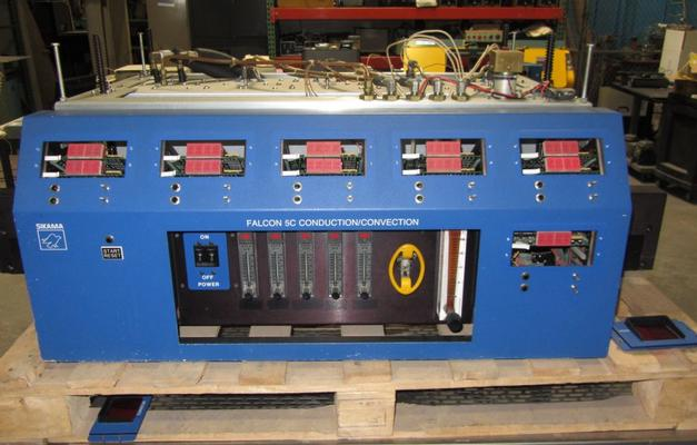 SIKAMA 5C Reflow Over Furnace