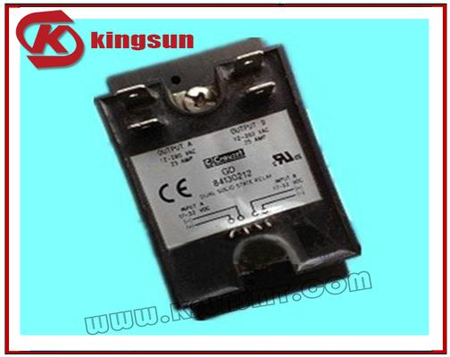 DEK Dual channel solid state relay