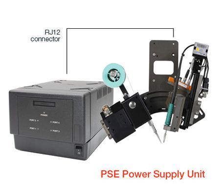 JBC PSE Four tools unit with robot