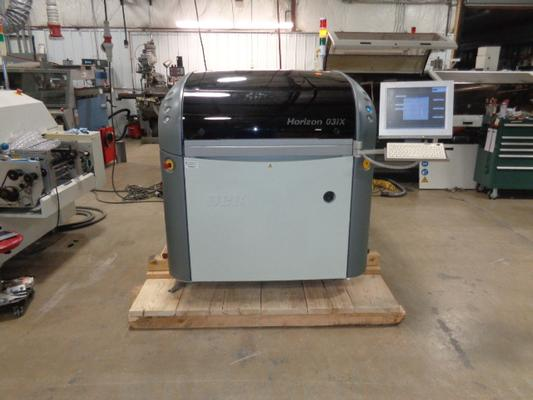 DEK Horizon 03iX Screen Printer JM