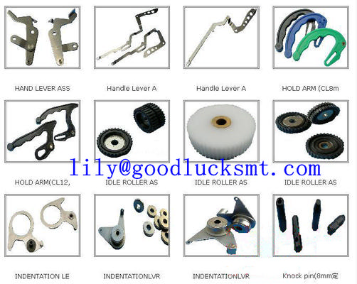 Yamaha CL8MM~88MM feeder parts