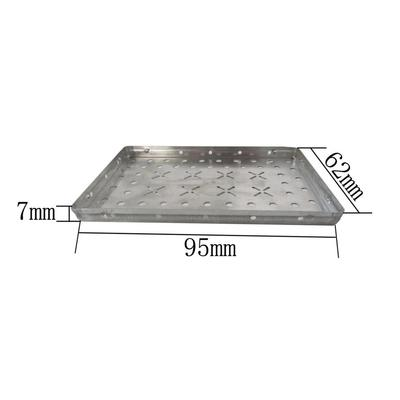 Dependend aluminum plate of 25