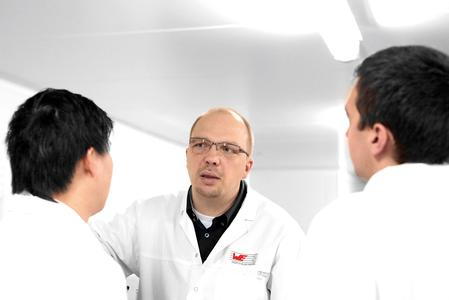 Markus Deichmann successfully implemented the Asia Sourcing process-es into the Würth Elektronik Quality Management System.