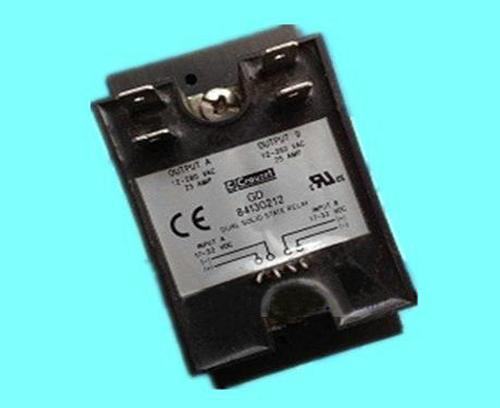 MPM Dual channel solid state relay