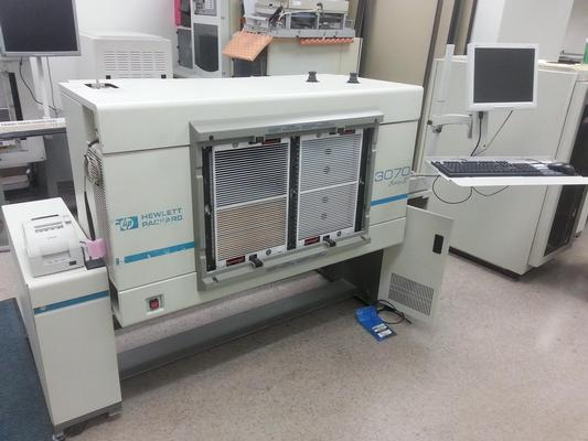 Agilent HP 3070 Series 3 configured sy
