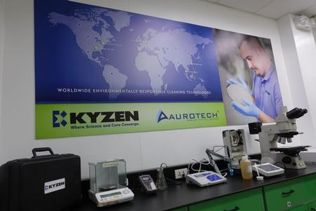 Applications Lab by its Philippine Distributor, Aurotech.
