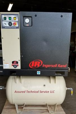Ingersoll Rand 7.5Hp only 3.5k UP6-7.5TAS-125