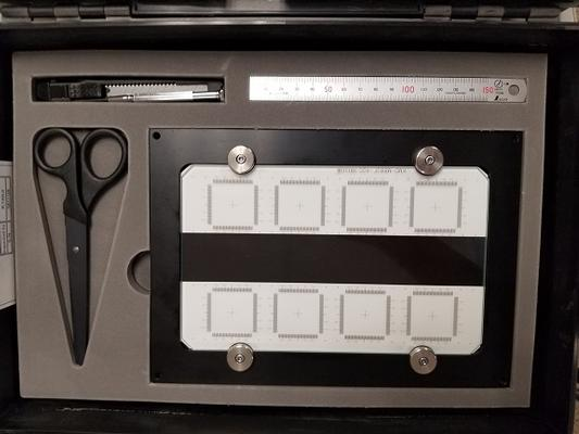 Assembleon Glass Plate Calibration Kit TO