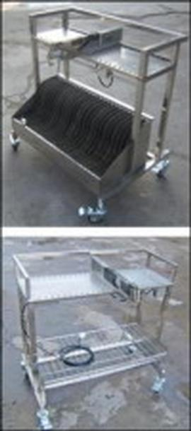 Siemens Feeder Storage Trolley vendor