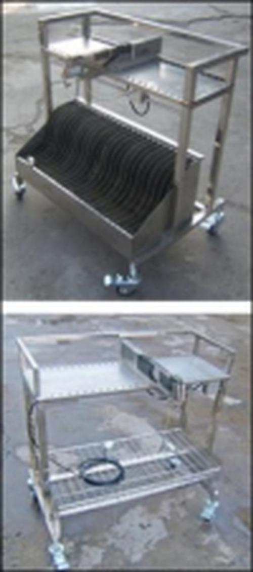 Siemens Feeder Storage Trolley