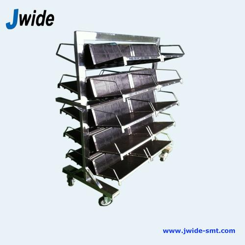 Jwide ESD PCB storage trolley