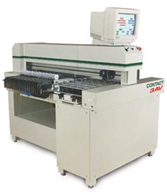 Contact Systems 3AV SMT Placement Machines