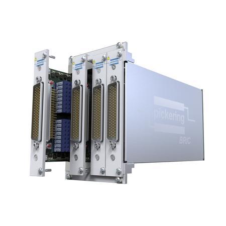 BRIC™ Ultra-High-Density Large PXI Matrix Range.