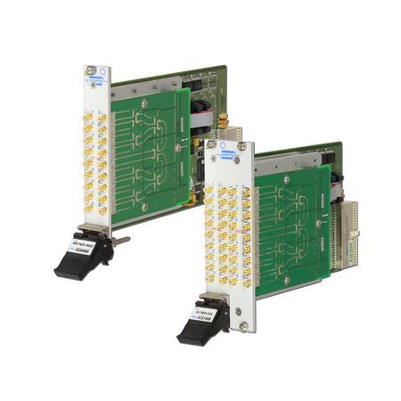 PXI RF Multiplexers (series 40-760).