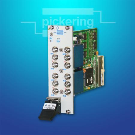 PXI Microwave SPDT Relays (40-780A).