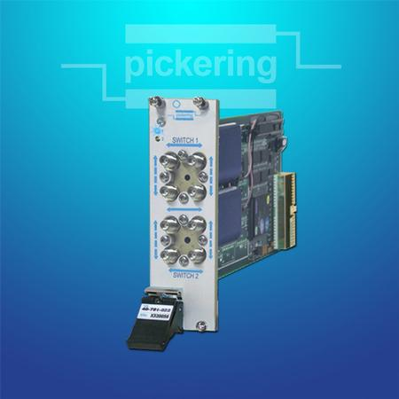 PXI Microwave Transfer Switch (40-782A).