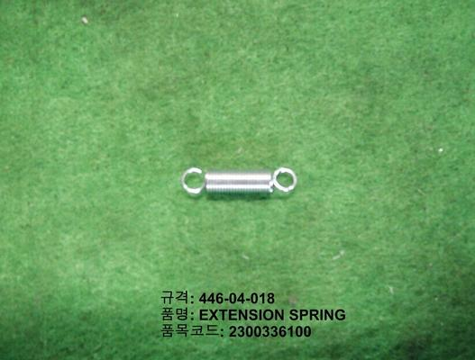 TDK Parts 446-04-018 TENSION SPRIN