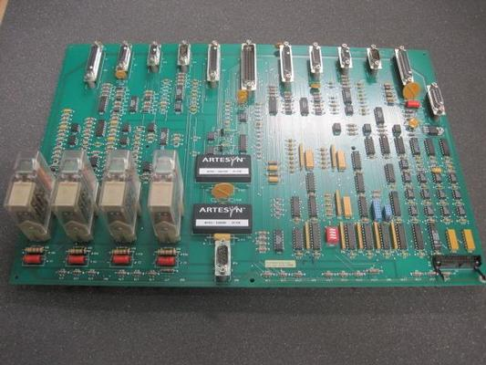 Universal Instruments XY Amp Interface Assembly
