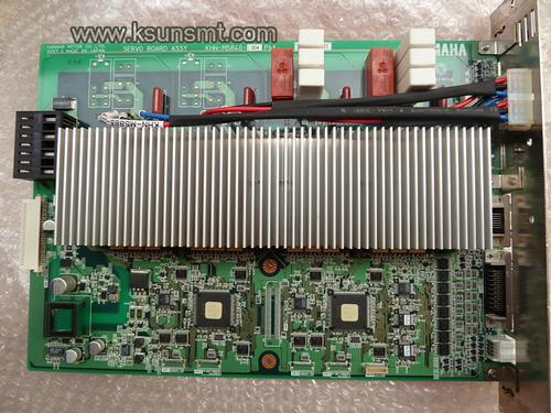 Yamaha YAMAHA KHN-M5840-50  SERVO  BOARD  ASSY  YS12  (Small power servo board )