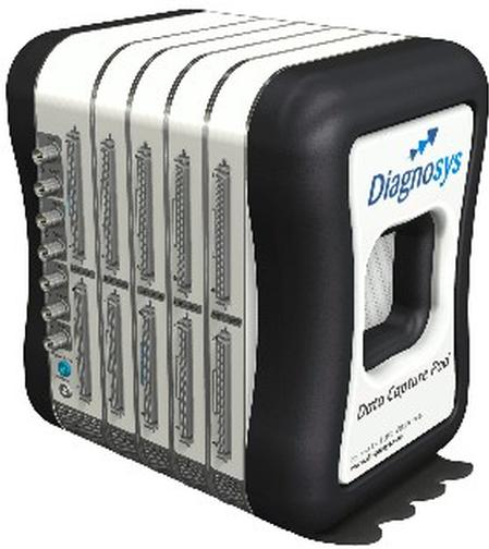 New Expandable Data Capture Pod from Diagnosys