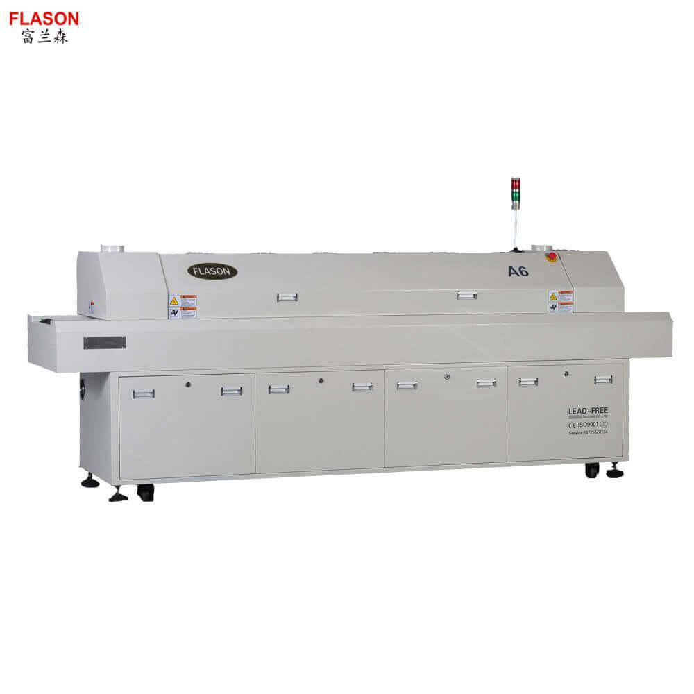 China Smt Assembly Line Machine Pcb Reflow Oven Manfuacturer Manufacture Electronic Circuit Board Buy Directly Price
