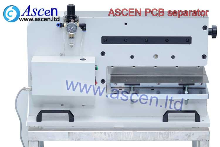 ASCEN PCB separator depanelization machine ASC-620 model