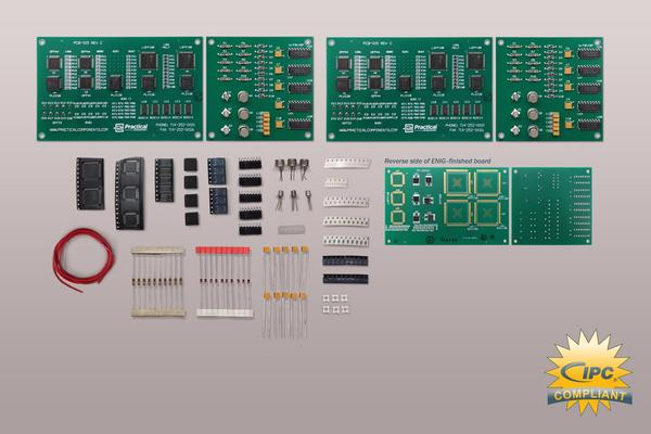IPC 7711/7721 - CIS/CIT - Certification Solder Training Kit (ENIG)