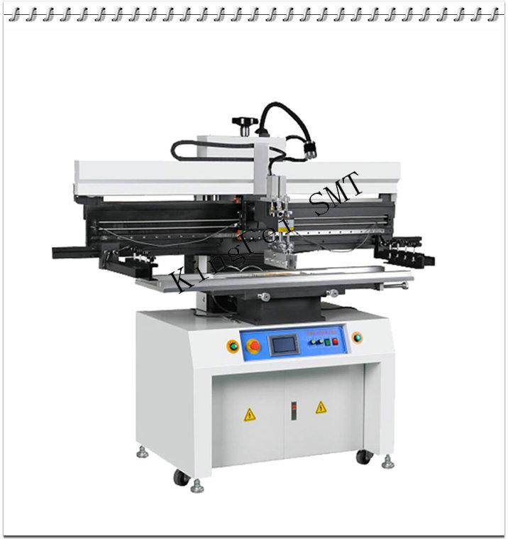 1.2m LED light bar special semi-automatic solder paste printing machine S1200