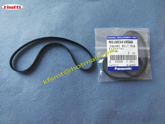 Panasonic 8NH Theta Belt N510034190AA Rubber Panasonic NPM Angle Belt Panasonic Spare Parts