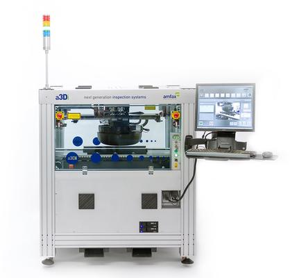 Amfax a3Di laser based PCBA metrology inspection system