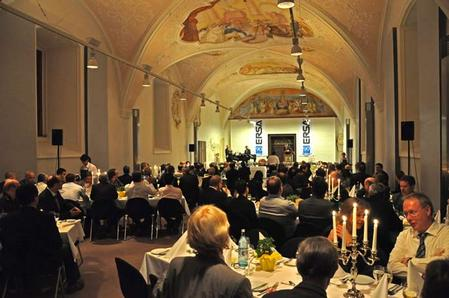 In the course of an International Sales Meeting ERSA celebrated its 90th anniversary together with its sales representatives and agents at the monastery in Bronnbach.