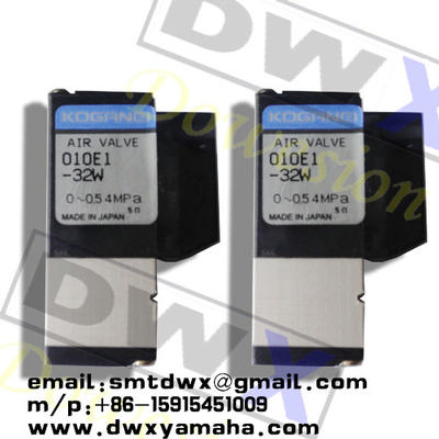 Yamaha dwx A010E1-32W feeder value yv