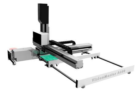 VisionMaster A600 - 3D Solder Paste Inspection System