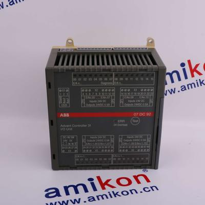 A02B-0319-C243 A20B-8002-0020 ABB NEW &Original PLC-Mall Genuine ABB spare parts global on-time delivery