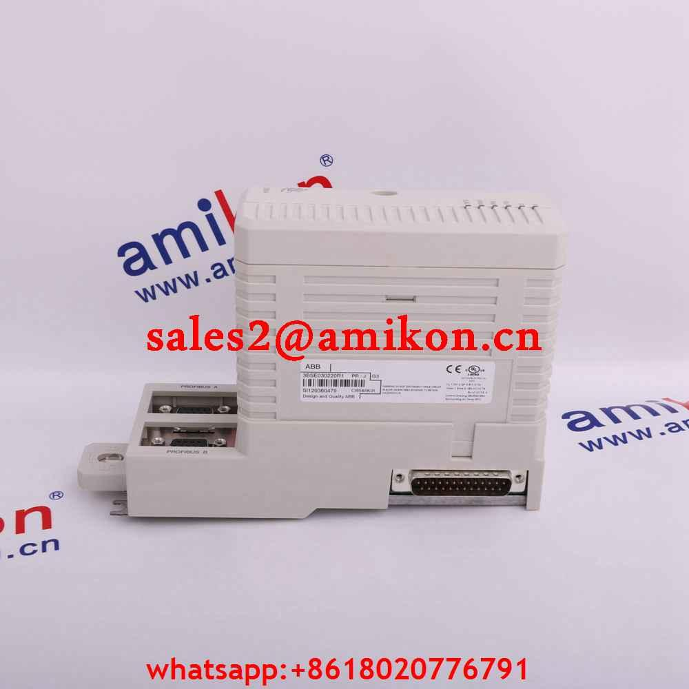 Abb 6637830a1 Bus Monitor Module Overcurrent Relay