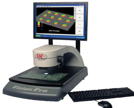 VisionMaster 150 solder paste inspection (SPI) system