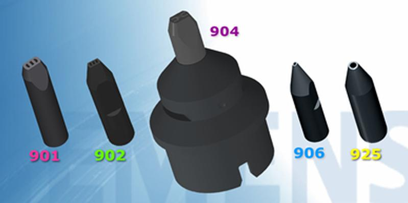 Siemens 901, 902, 904, 906, 92 ESD Ceramic Nozzles (Siplace,