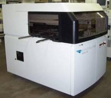 MPM AP25 HiE Screen Printer