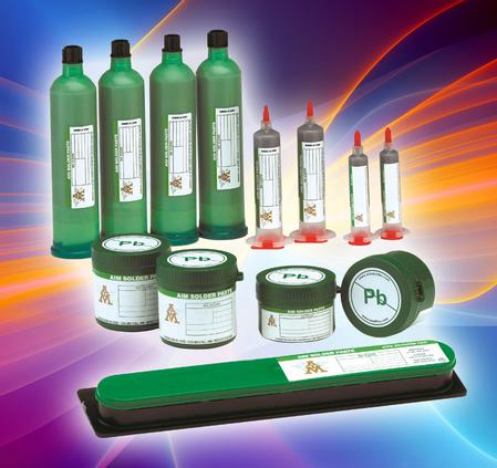 NC259  is the first low-cost, lead-free, halogen-free solder paste to offer the performance of tin-lead and high-silver lead-free solder pastes.
