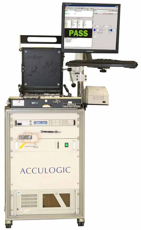 FiS640TM Low-Cost Manufacturing Defect Analyzer (MDA).