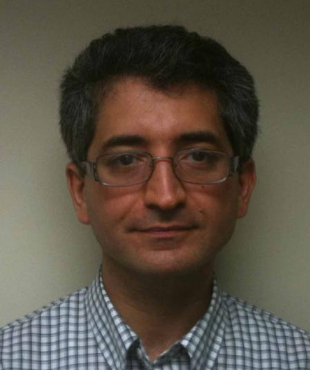 Marco Barahmand, Acculogic's new European Director of Business Development