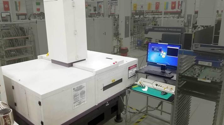 Agilent 5DX Series 5000 3D X-ray